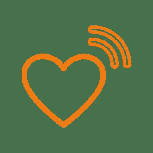 Herz Werte Über uns Zusammenarbeit