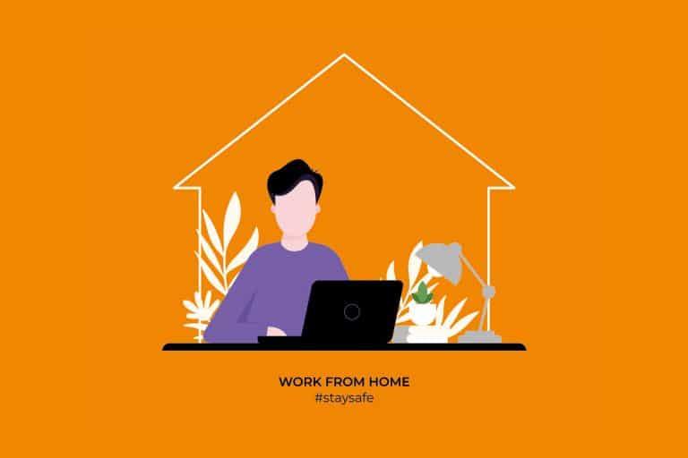 Beitragsbild Blogbeitrag Homeoffice Tipps