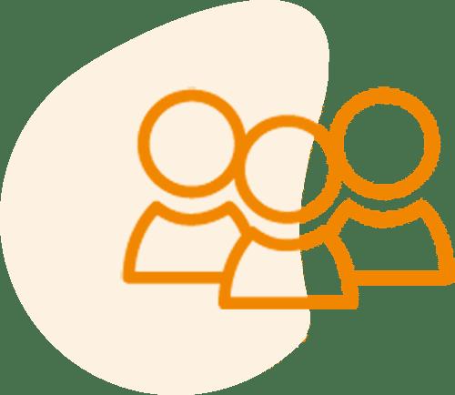 Icon Kundenkommunikation
