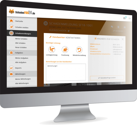 Desktop Zertifizierter Fux Partner anfragen