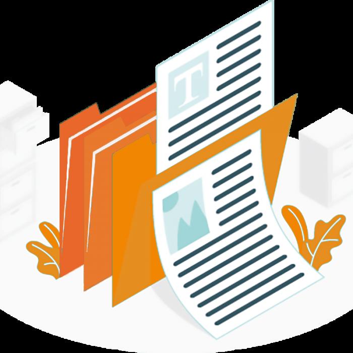 Versicheurngsmakler Kundenverwaltung Dokumente hochladen